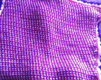 Tunisian Crochet Baby Afghan