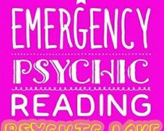 BOGO 1 Question Same Day Psychic Reading