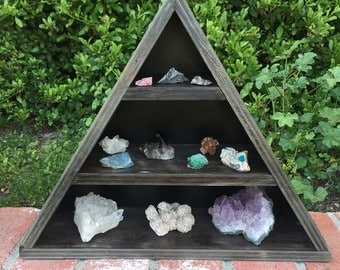 Reiki Infused Crystal Display Box