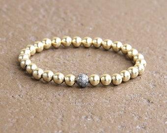 Gold Mystic Bracelet
