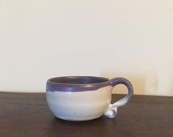 Purple Teacup