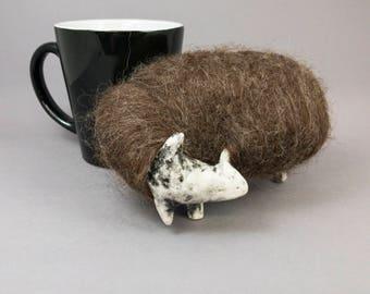 WEE WOOLIE!!!! (Sheep Sculpture)