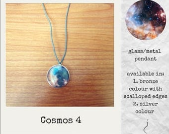 Cosmos pendant