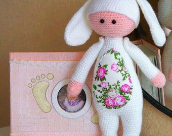 Bunny ,rabbit crochet