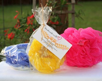 Sponge garden soap