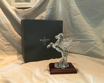 Waterford Crystal Pegasus