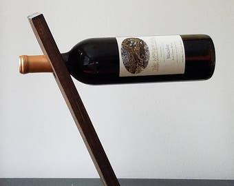 Defying Gravity Wine Bottle Holder