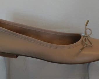 Handmade Italian Leather Ballet Flat