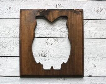 Owl Decor, Owl Wall Art, Owl Wall Decor, Owl Art, Owl Baby, Owl Decor for Nursery, Woodland Nursery, Girl Nursery Decor, Farmhouse Nursery