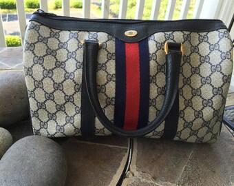 Vintage Gucci Handbag 1985/6