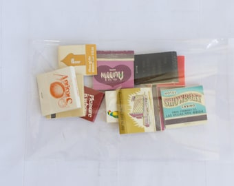 Vintage Matchbook Pack