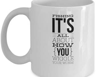 Funny Fishing Coffee Mug