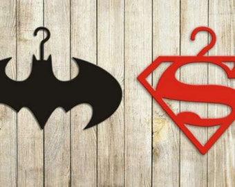 Hanger batman, Hanger superhero, Kids hanger, Сlothes rack, Сlothes hanger, Baby clothes hanger, Baby rack
