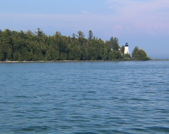Old Presque Isle Lighthouse, Michigan