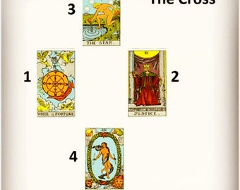 Tarot Reading - The Cross