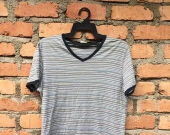 Vintage Calvin Klein V neck tshirt/Calvin Klein sweetshirt/Calvin Klein Jacket