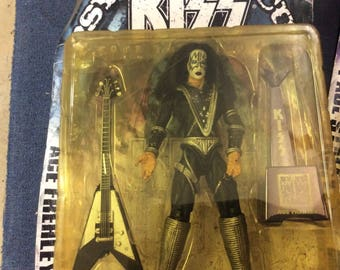 Complete Set, unopened Psycho Circus Kiss Dolls