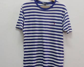 Vintage Polo Ralph Lauren Stripe Shirt
