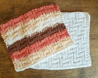 Washcloth set of 2
