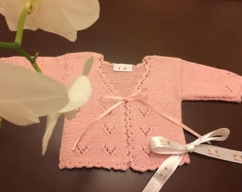 Baby Knitted Jacket, wool knitted jacket