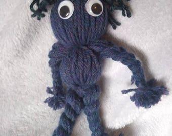 Brother! Yarn Doll