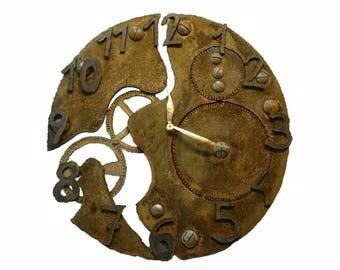 """Wall Clock """"ANATHEMUS KORODIERT"""""""
