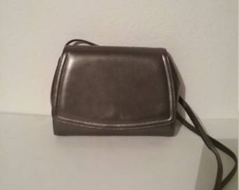 Vintage frenchy of califonia  pewter crossbody