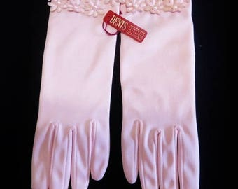 Dents Ladies Pink Gloves - So Jacki O