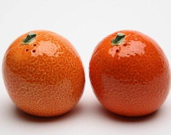 Orange Salt and Pepper Shaker Set (20843)