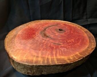 Australian Red Gum Chopping Board Large