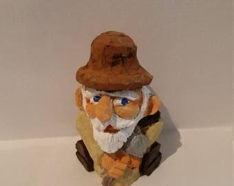 The woodsman minature