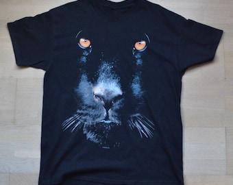 Panther Print Tshirt