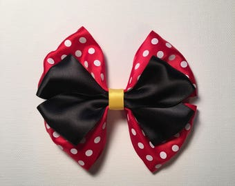 Minnie Mouse Bow