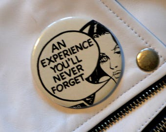 70's Lad's Mag Experience Badge, 58 mm