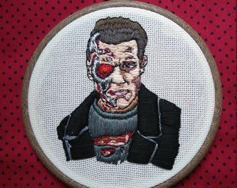 Embroidery Terminator 2