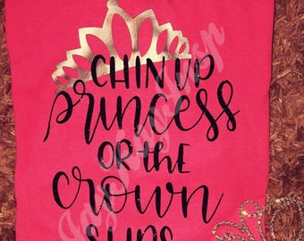 Pageant shirt/crown/princess/shirts/custom/pink/pageant mom