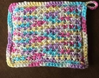 Crochet Hot Pad/Potholder