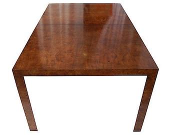 Dunbar Parsons dining table