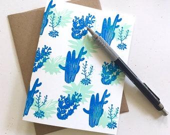 Desert Agave  A2 Notecard