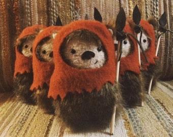 Ewok Dolls/Wooks