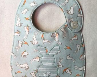 Bunny Infant Bib