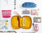 Excellent Pouches -  Japanese Craft Book