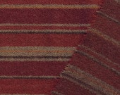 Stagecoach ~ Reversible ~ Wool Fabric for Rug Hooking, Applique, Quilting and more