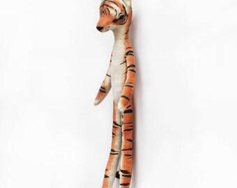TIGER - Fabric Doll