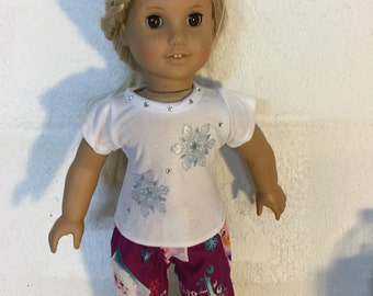 "capri #1 doll clothes for the 18""doll like the american girl"