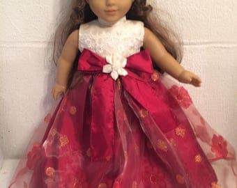 "Doll clothes that fit the American girl and any 18"" doll"