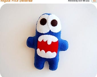 35% SALE I'm Freaking Out Plush Toy / Eco-Friendly
