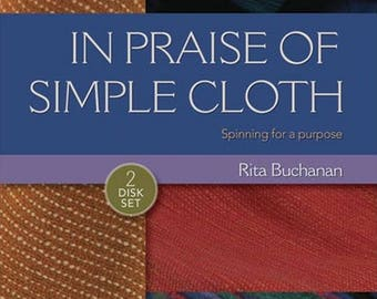 In Praise Of Simple Cloth