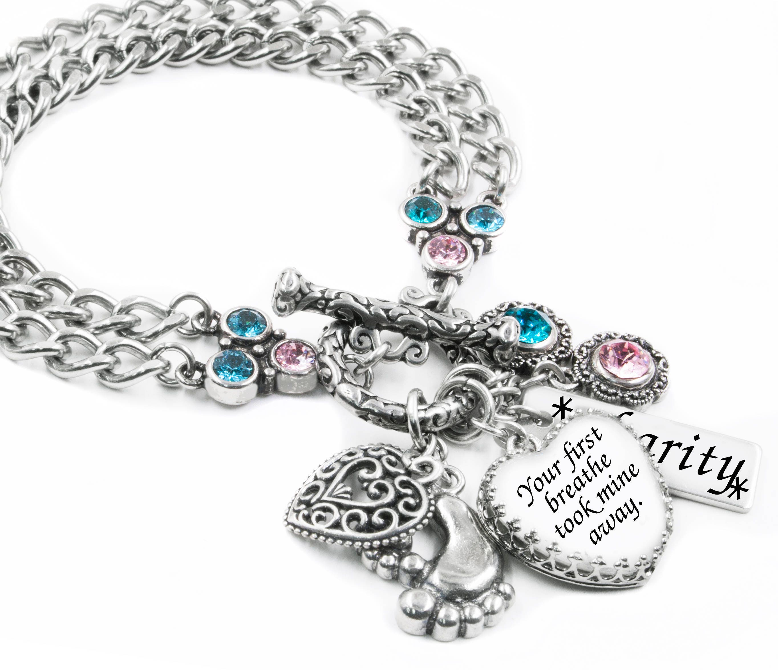 ideas and day gifts s best double for gift top bracelet expandable heart mothers motheranddaughterbracelet finder targetus com daughters mother