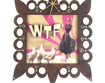 WTF Original Artwork
